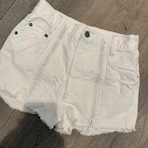 Carmar LF zipper shorts